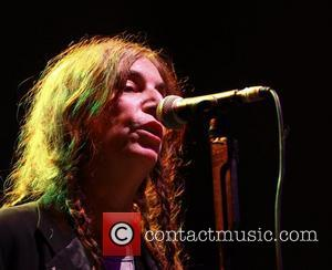 Patti Smith performs live at The Troxy in Limehouse London, England - 13.09.12