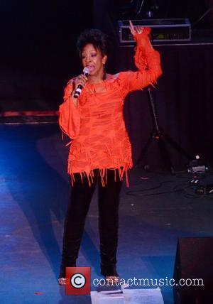 Gladys Knight WDAS Patty Jackson's 30th anniversary celebration concert Philadelphia, Pennsylvania - 19.08.12