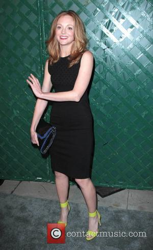 Jayma Mays Sir Paul McCartney holds a private party to premiere his latest video 'My Valentine' - Arrivals Los Angeles,...