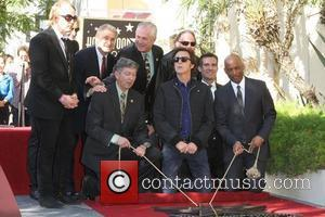 Sir Paul McCartney, Neil Young and Star On The Hollywood Walk Of Fame