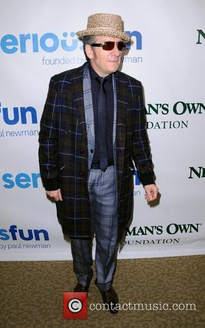 Elvis Costello  A celebration of Paul Newman's Dream to benefit Paul Newman's Association of Hole in the Wall Camps...
