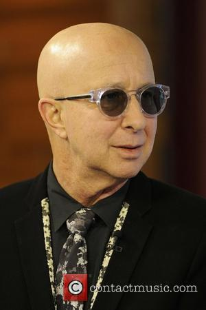 Paul Shaffer  appears on Global Toronto's The Morning Show.  Toronto, Canada - 21.09.12