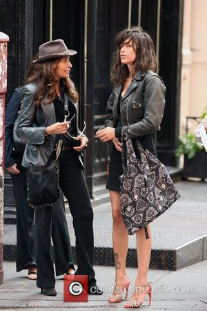 Paz De La Huerta Strips Off For The First Photographer Who Snapped Her Nude At 17