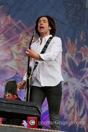 Per Gessle  of Roxette performs on stage during day 2 of the Peace & Love Festival Borlange, Sweden -...