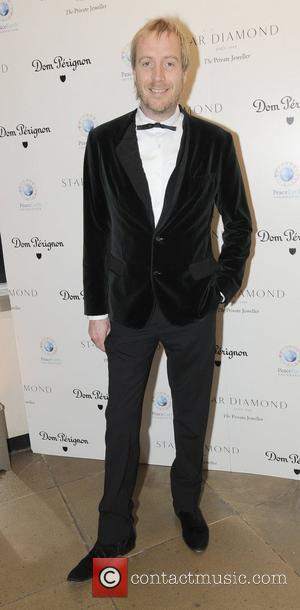 Rhys Ifans Place For Peace dinner  to support the Peace Earth Foundation in association with Star Diamond at Banqueting...