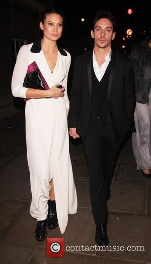 Jonathan Rhys Meyers Place For Peace dinner to support the Peace Earth Foundation, in association with Star Diamond at Banqueting...