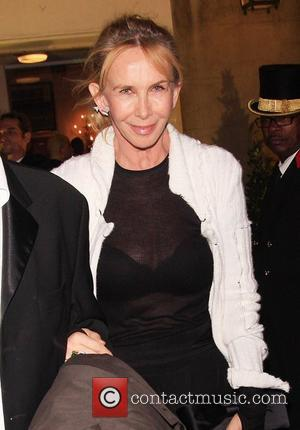 Trudie Styler Place For Peace dinner to support the Peace Earth Foundation, in association with Star Diamond at Banqueting House...