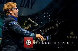 Elton John Performs At Two Weekend Weddings