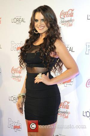 Isabella Castillo  People en Epanol's Las Estrellas del Ano 2011 at Rubell Family Collection Miami, Florida - 08.12.11,