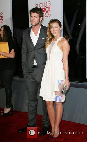 Miley Cyrus, Liam Hemsworth and People's Choice Awards