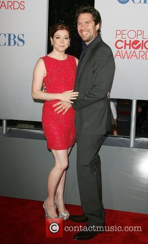 Alyson Hannigan, Alexis Denisof and People's Choice Awards