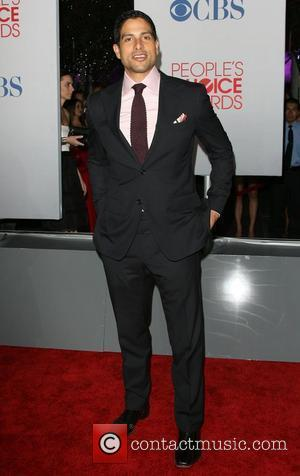 Adam Rodriguez and People's Choice Awards