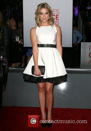 Ashley Benson and People's Choice Awards