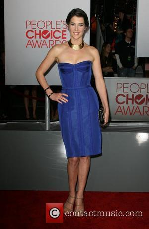 Cobie Smulders and People's Choice Awards