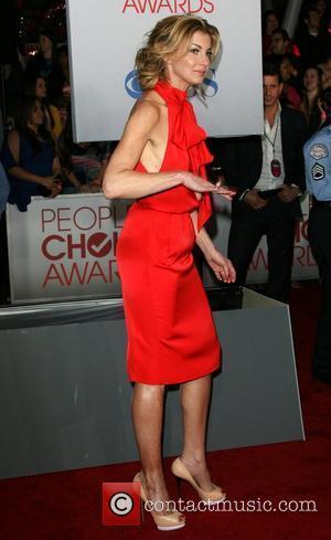 Faith Hill and People's Choice Awards