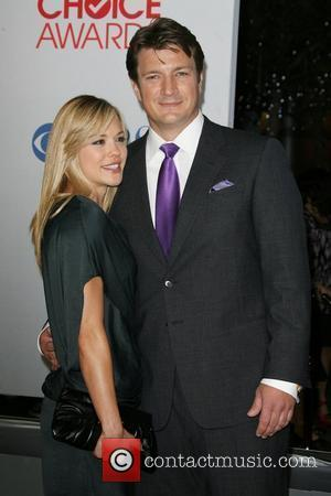 Nathan Fillion 2012 People's Choice Awards - Arrivals held at the Nokia Theatre L.A. Live Los Angeles, California - 11.01.12
