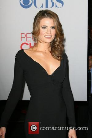 Stana Katic and People's Choice Awards