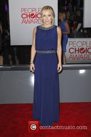 Jaime Bergman and People's Choice Awards