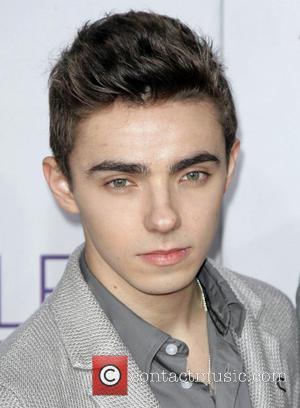 Nathan Sykes and People's Choice Awards