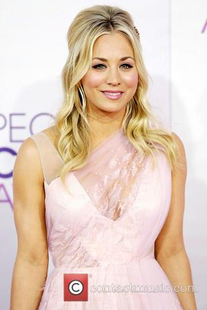 Kaley Cuoco and Annual People's Choice Awards