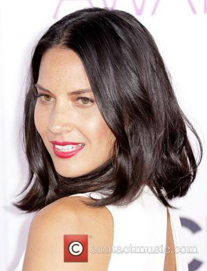 Olivia Munn and Annual People's Choice Awards