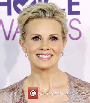 Monica Potter 39th Annual People's Choice Awards at Nokia Theatre L.A. Live - Arrivals  Featuring: Monica Potter Where: Los...