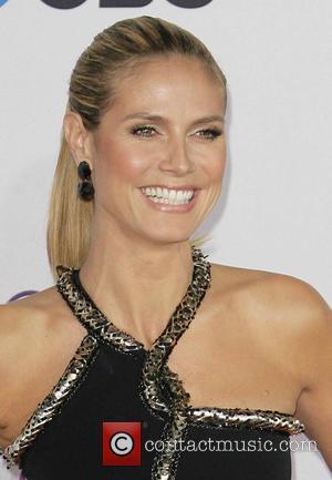 Heidi Klum and People's Choice Awards