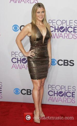 Alison Sweeney 39th Annual People's Choice Awards at Nokia Theatre L.A. Live - Arrivals  Featuring: Alison Sweeney Where: Los...