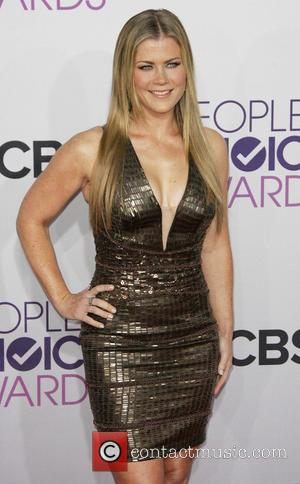 Alison Sweeney and Annual People's Choice Awards