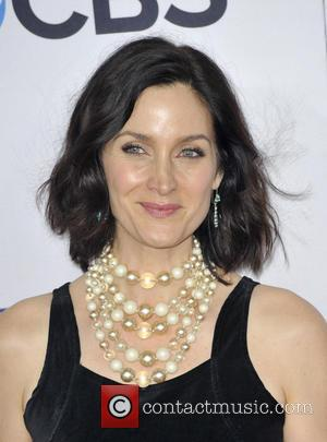 Carrie Anne Moss 39th Annual People's Choice Awards at Nokia Theatre L.A. Live - Arrivals  Featuring: Carrie Anne Moss...