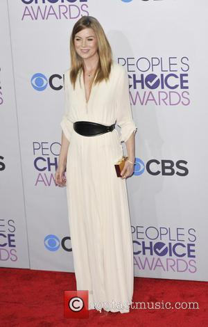 Ellen Pompeo and People's Choice Awards