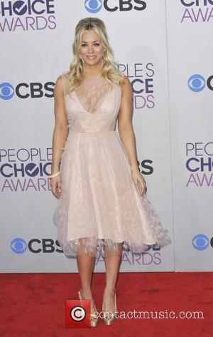 Kaley Cuoco 39th Annual People's Choice Awards at Nokia Theatre L.A. Live - Arrivals  Featuring: Kaley Cuoco Where: Los...