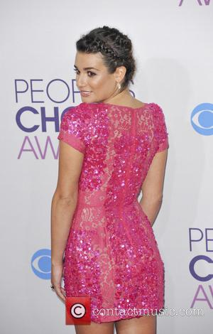 Lea Michele People's Choice Awards