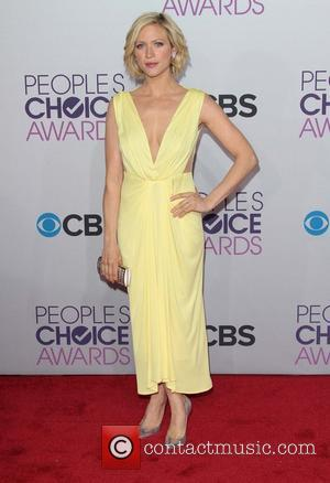Brittany Snow and Annual People's Choice Awards