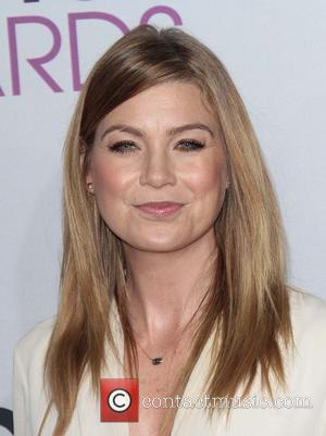 Ellen Pompeo and Annual People's Choice Awards