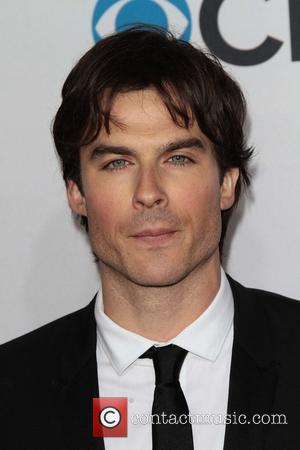 Ian Somerhalder and Annual People's Choice Awards