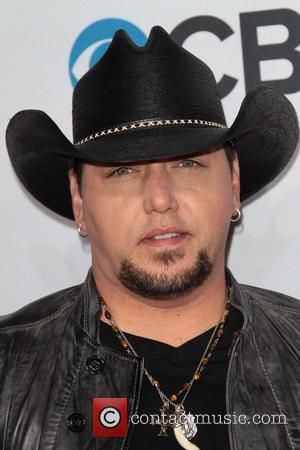 Jason Aldean 39th Annual People's Choice Awards at Nokia Theatre L.A. Live - Arrivals  Featuring: Jason Aldean Where: Los...