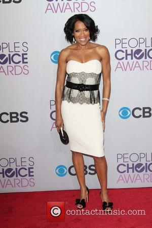 Regina King and Annual People's Choice Awards
