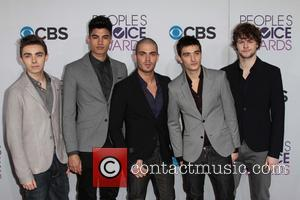 The Wanted, Nathan Sykes, Siva Kaneswaran, Max George, Tom Parker, Jay Mcguiness and Annual People's Choice Awards