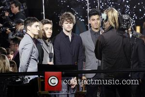 The Wanted, People's Choice Awards