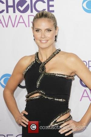 Heidi Klum People's Choice Awards