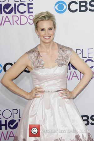 Monica Potter The Peoples Choice Awards 2013 held at Nokia Theatre L.A. Live  - Red Carpet Arrivals  Featuring:...
