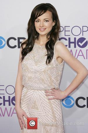 Ashley Rickards The Peoples Choice Awards 2013 held at Nokia Theatre L.A. Live  - Red Carpet Arrivals  Featuring:...