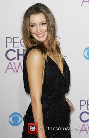 Katie Cassidy The Peoples Choice Awards 2013 held at Nokia Theatre L.A. Live  - Red Carpet Arrivals  Featuring:...
