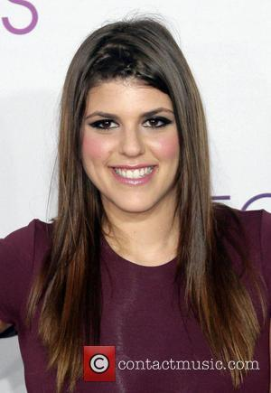 Molly Tarlov The Peoples Choice Awards 2013 held at Nokia Theatre L.A. Live  - Red Carpet Arrivals  Featuring:...
