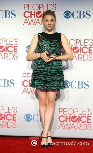 Chloe Moretz and People's Choice Awards
