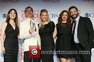Ellie Kemper, Judd Apatow, Maya Rudolph, Wendi Mclendon-covey and People's Choice Awards