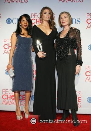 Stana Katic, Susan Sullivan and People's Choice Awards