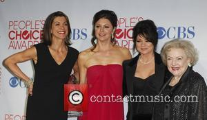 Wendie Malick, Betty White, Jane Leeves, Valerie Bertinelli and People's Choice Awards