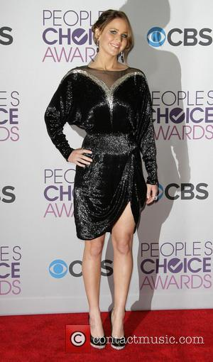 Jennifer Lawrence and People's Choice Awards